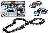 Carrera Evolution Speed Patrol Slot Car Race Set