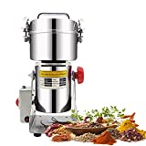 CGOLDENWALL 300g Stainless Steel Electric High-speed Grain Grinder Mill Family...