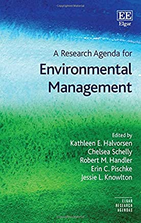 A Research Agenda for Environmental Management (Elgar ...