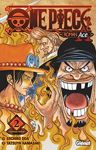 One Piece - Roman Ace Edition simple Tome 2