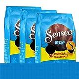 Senseo Décafé / Descafeinado, Nuevo Diseño, Paquete de 3, 3 x 48 Monodosis