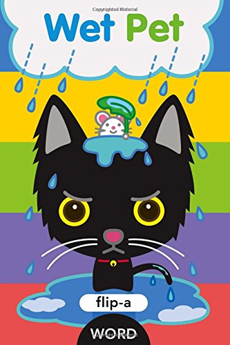 Flip-a-Word: Wet Pet