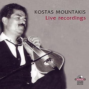Cretan Dances & Music of Crete (Live Recordings)