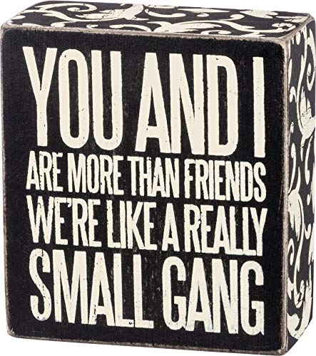 You are a small gang so grab this gift ideas for internet friends for fun.