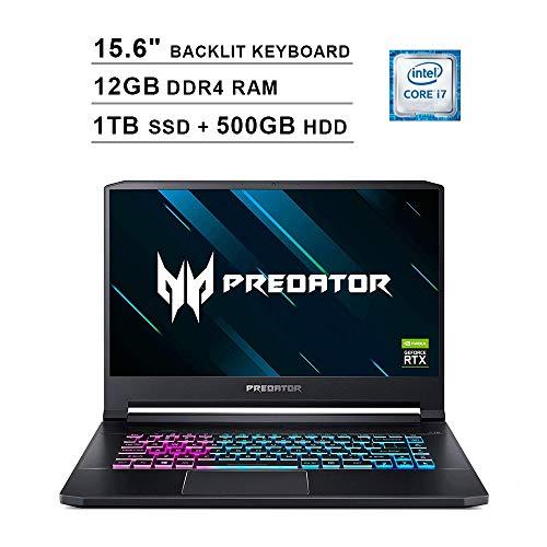 2020 Acer Predator Triton 15.6 Inch FHD...