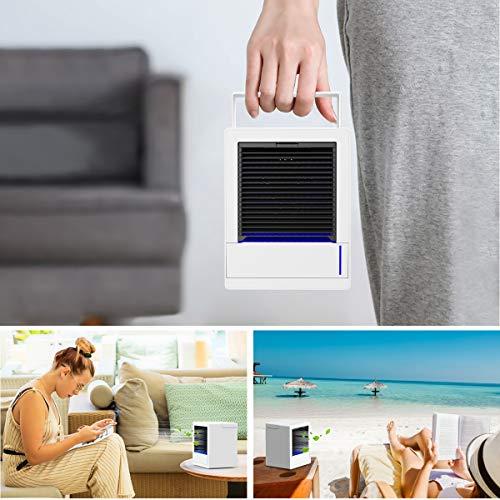 Mobiles Klimagerät von Infray im Mini-Format Erfahrungen & Preisvergleich