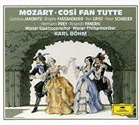 Cosi Fan Tutte by Janowitz (1990-06-01)
