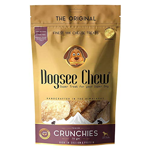 Dogsee chew 70 GR Puffy Strips
