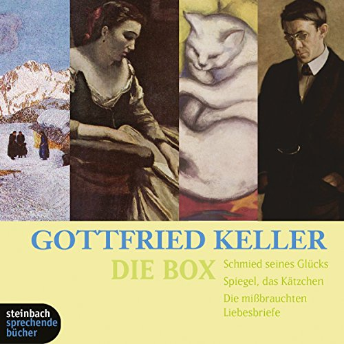 Gottfried Keller. Die Box  By  cover art
