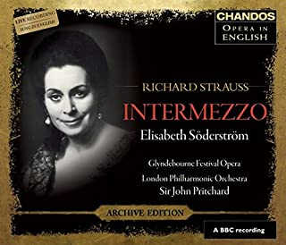 STRAUSS R. Intermezzo Opera