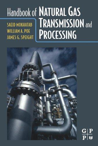 Handbook of Natural Gas Transmission and Processing