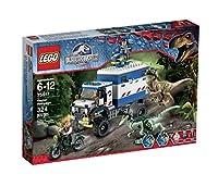 レゴ ジュラシック・ワールド LEGO Jurassic World RAPTOR RAMPAGE Set #75917 [並行輸入品]