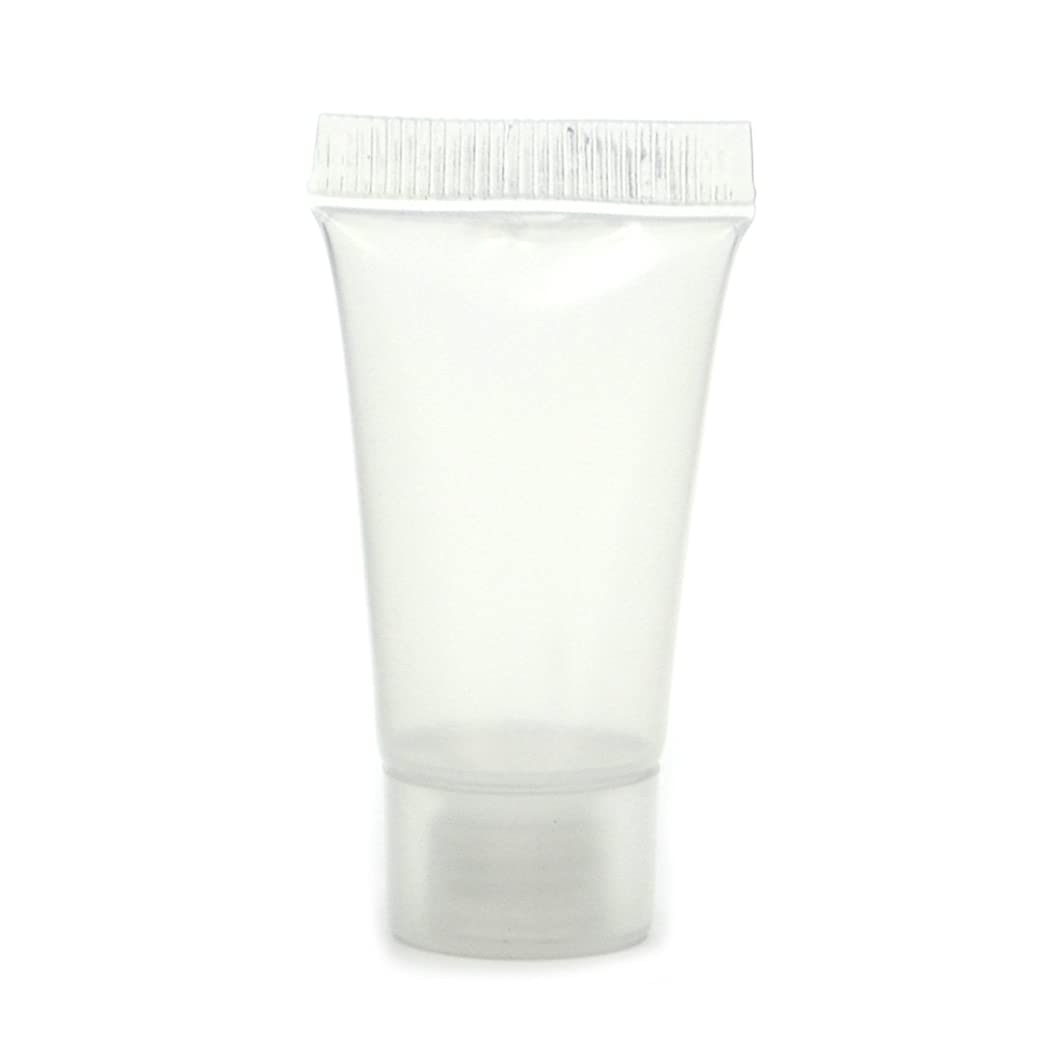 コントローラ指紋バリケードAngelakerry ハンドクリーム用チューブ クリア 8ml 手作り化粧品 手作りコスメ 化粧品容器 20本セット [並行輸入品]