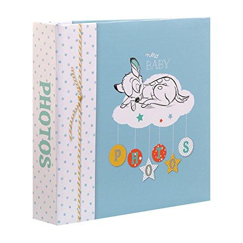 Album photo 200 pochettes - 10 x 15 cm - Bambi