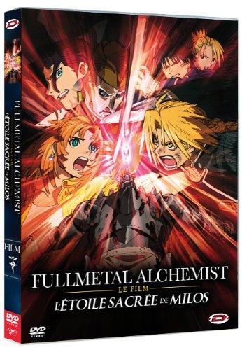 Fullmetal Alchemist - Le Film : L'Etoile Sacrée de Milos [Francia] [DVD]