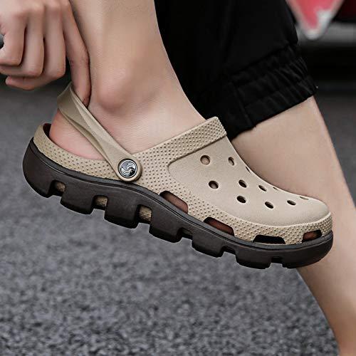 Tanxianlu Sandalen heren schoenen zomer clogs heren strand sandalen heren slippers