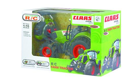 RC Auto kaufen Traktor Bild 5: Jamara 403703 - RC Claas RC Axion 850 1:16 mit Licht inklusive Fernsteuerung*