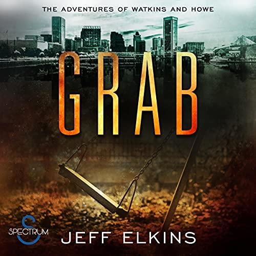 Grab Audiobook By Jeff Elkins cover art
