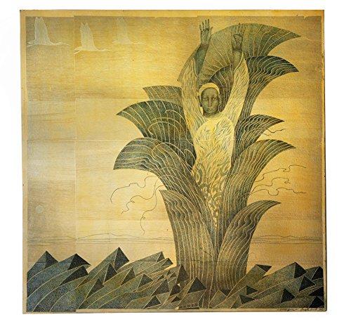 Emergence, Original Gemälde, Brigitte Smith, 100 x 100 cm