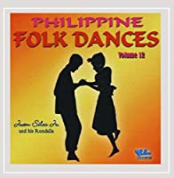 Vol. 12-Philippine Folk Dances