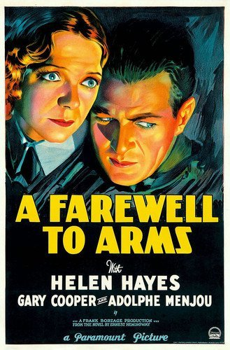 Farewell Arms Jack LaRue