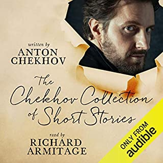 The Chekhov Collection of Short Stories cover art