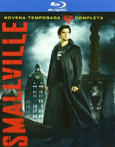 Smallville Temporada 9 Blu-Ray [Blu-ray]
