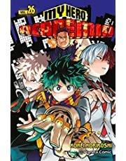 My Hero Academia nº 26 (Manga Shonen)