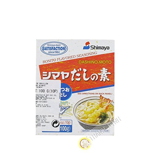 Dashi in polvere SHIMAYA 100g Giappone