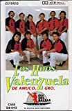 Hermanos Valenzuela De Amuco Guerrero (Los Tres Gallos) BRCass-045