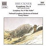 ブルックナー:交響曲第8番(第1稿, 1887年ノーヴァク版)/交響曲第0番(ティントナー)