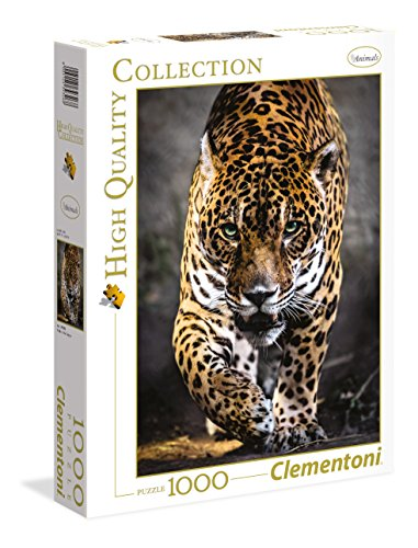 Clementoni- Wildlife High Quality Collection Puzzle, 1000 Pezzi, 39326