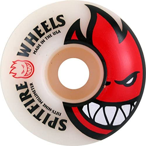 SPITFIRE BIGHEAD 53mm NATURAL Of Financial sales sale 4 Set Ranking TOP17