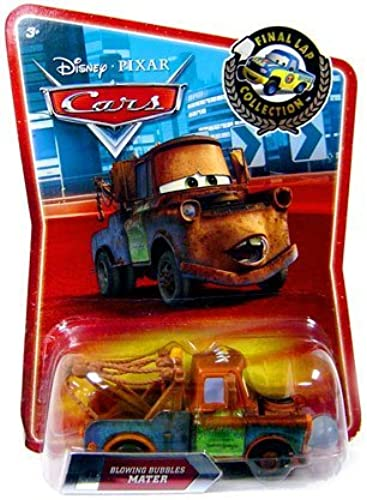 Disney Pixar Final Lap Collection Blowing Bubbles MATER by Disney