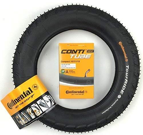 Continental Bereifungs-Set 12 1/2 x 2 1/4 (62-203) Reifen und Schlauch 45° AV