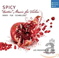 SPICY-EXOTIC MUSIC FOR