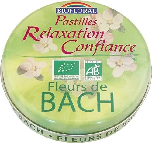 Biofloral Pastilles Relaxation Confiance 50 g
