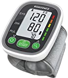 Soehnle Handgelenk Blutdruckmessgerät Systo Monitor 100 mit vollautomatischer Messung, Blutdruckmesser mit Bewegungssensor, Blutdruck