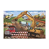 Melissa & Doug Building Site Floor Puzzle - 48 Pieces