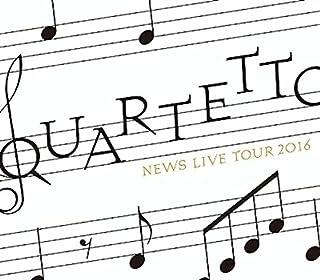 NEWS LIVE TOUR 2016 QUARTETTO(初回盤) [Blu-ray]