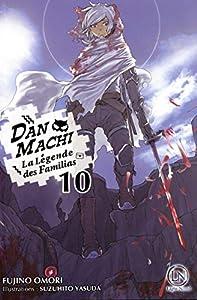 DanMachi Edition simple Tome 10
