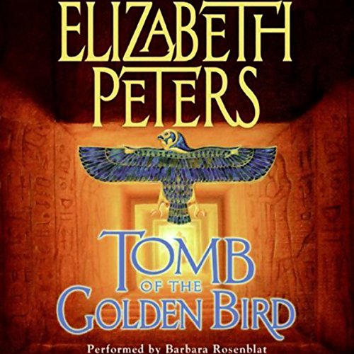 Tomb of the Golden Bird     The Amelia Peabody Series, Book 18              De :                                                                                                                                 Elizabeth Peters                               Lu par :                                                                                                                                 Barbara Rosenblat                      Durée : 5 h et 56 min     Pas de notations     Global 0,0