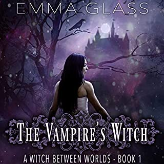 The Vampire's Witch audiobook cover art