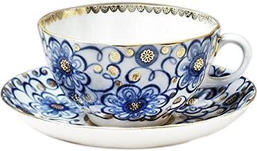 lomonosov porcelain tea set