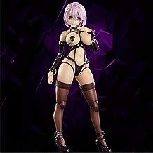JHJUH Anime Model Shizue Minase Second Axe PVC Action Figure Anime Girl Figure Model