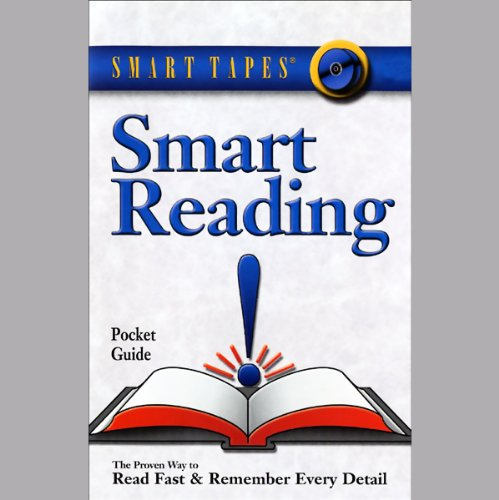 Smart Reading audiobook cover art
