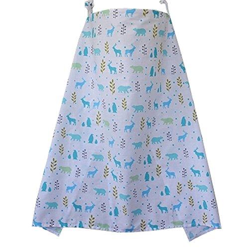 Unisexe bébé Allaitement Nursing Cover Nursing Tablier Baby Shower cadeaux, L