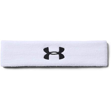Under Armour Mens Exercise Fitness Performance Headband Sweatband