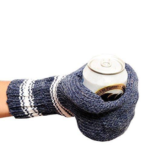 Suzy Kuzy Beer Mitt - Keep Your Hands Warm and Your Beer Cold