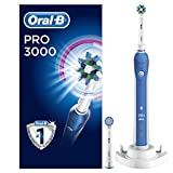 <span class='highlight'>Oral</span>-B Pro 3000 CrossAction <span class='highlight'>Electric</span> Toothbrush Rechargeable Powered by Braun